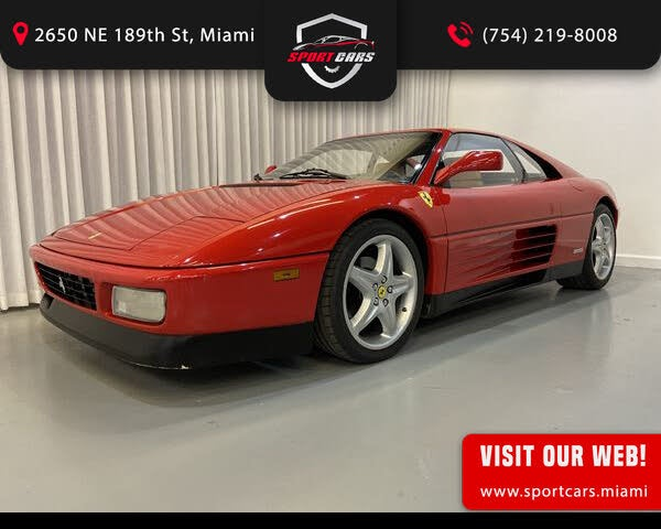 Used Ferrari 348 For Sale In Miami Fl Cargurus
