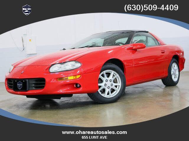 2002 Chevrolet Camaro Coupe RWD