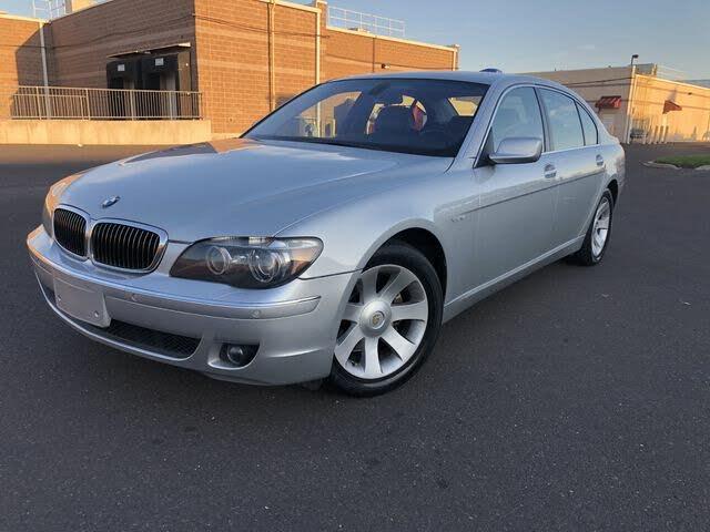 2006 BMW 7 Series 750Li RWD