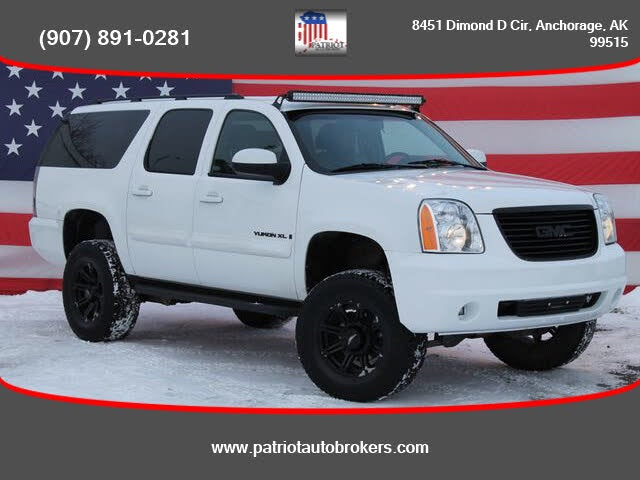 2009 GMC Yukon XL 1500 SLE-1 4WD
