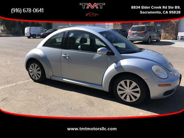 2010 Volkswagen Beetle Final Edition