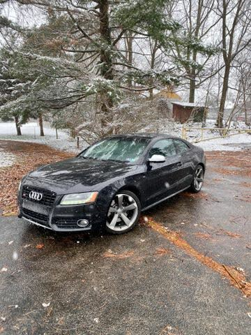 2011 Audi S5 4.2 quattro Premium Plus Coupe AWD