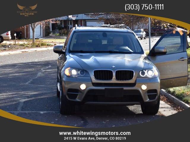 2012 BMW X5 xDrive35i Sport Activity AWD