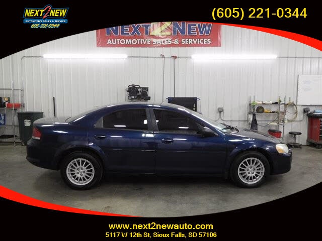 2006 Chrysler Sebring Sedan FWD