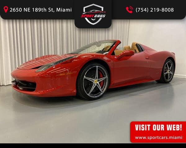 Used Ferrari For Sale In Miami Fl Cargurus