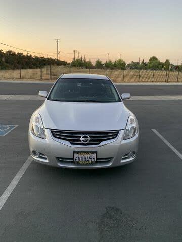 2012 Nissan Altima 2.5 S