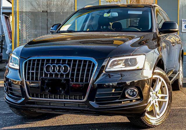 2014 Audi Q5 3.0 TDI quattro Premium Plus AWD