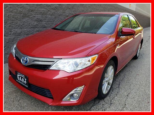 2014 Toyota Camry Hybrid XLE FWD