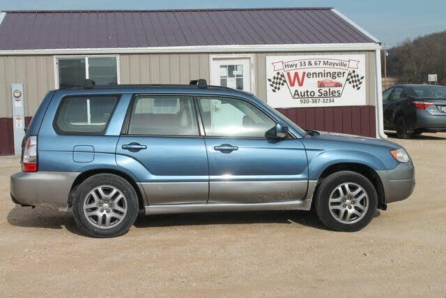 2007 Subaru Forester 2.5 X L.L. Bean Edition