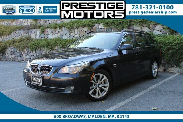 2010 BMW 5 Series 535i xDrive Wagon AWD
