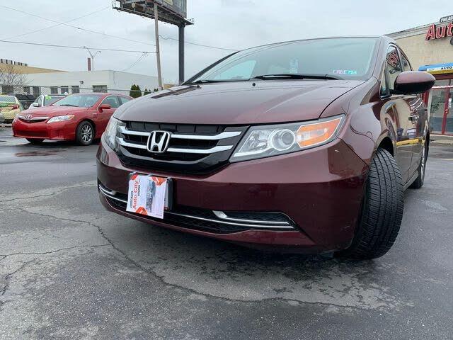 2014 Honda Odyssey EX FWD