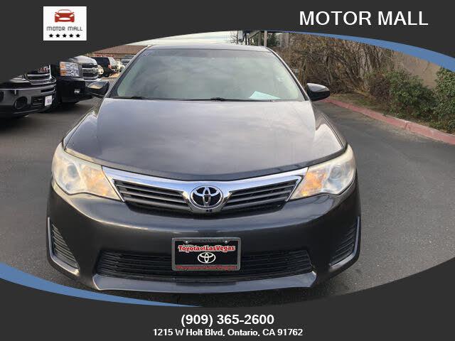 2014 Toyota Camry L