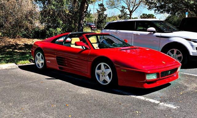 Used Ferrari 348 For Sale Right Now Cargurus