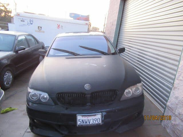 2003 BMW 7 Series 745Li RWD