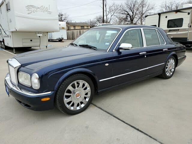 2004 Bentley Arnage R RWD