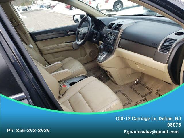 2007 Honda CR-V EX-L AWD