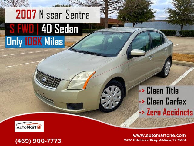 2007 Nissan Sentra S