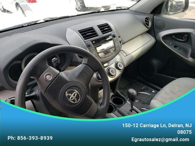 2011 Toyota RAV4 Base 4WD