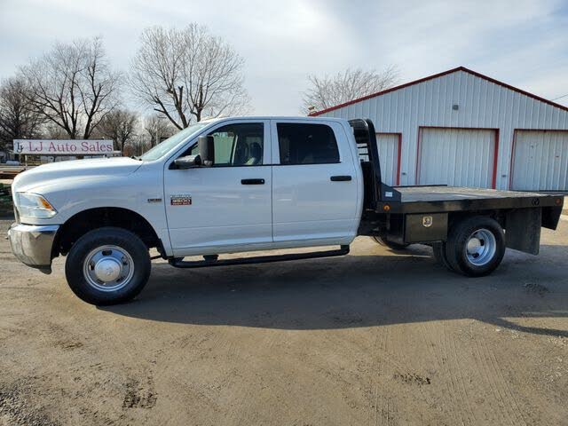 2012 RAM 3500 Chassis SLT Crew Cab 172.4 in. 4WD DRW