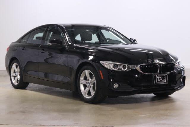 2015 BMW 4 Series 428i Gran Coupe RWD