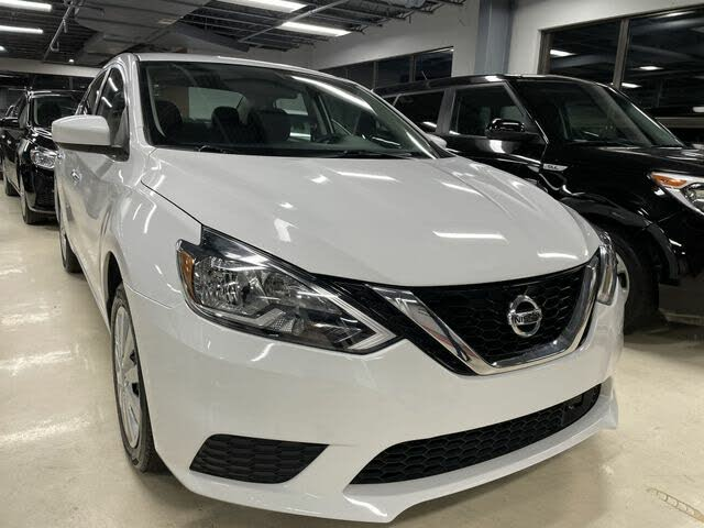 2019 Nissan Sentra S FWD