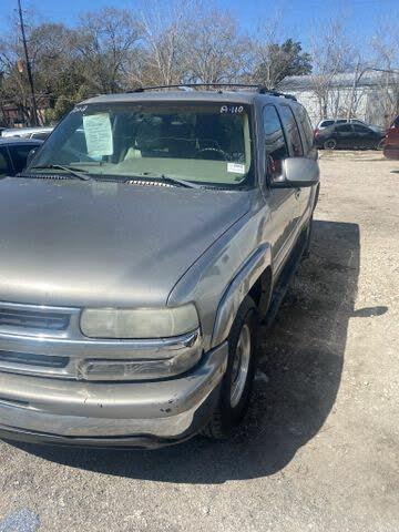 2002 Chevrolet Suburban 1500 LT 4WD