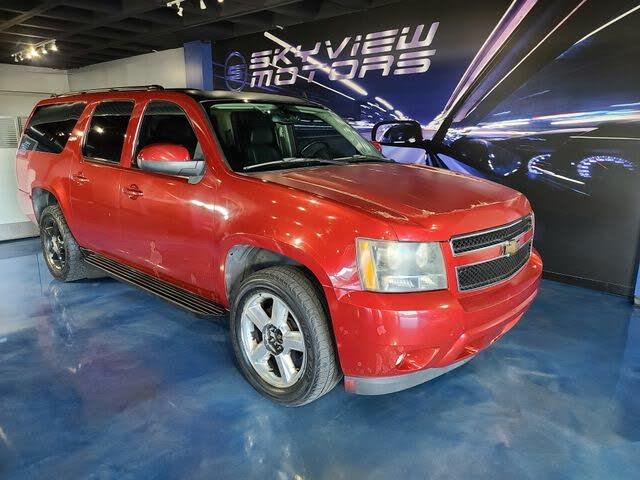2007 Chevrolet Suburban 1500 LT 4WD