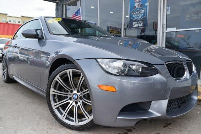 2012 BMW M3 Convertible RWD