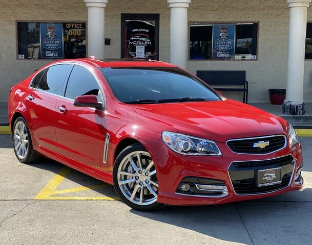Used 2016 Chevrolet Ss For Sale Right Now Cargurus