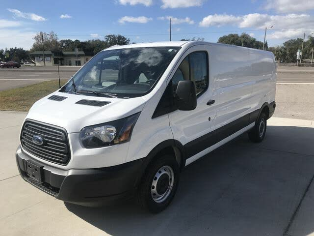 2019 Ford Transit Cargo 250 Low Roof LWB RWD with 60/40 Passenger-Side Doors