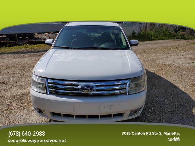 2008 Ford Taurus SEL AWD