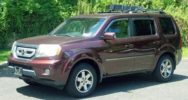 2009 Honda Pilot Touring with Nav and DVD 4WD