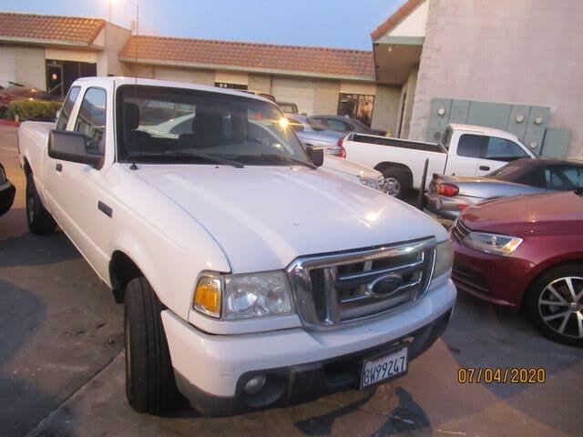 2010 Ford Ranger XLT SuperCab