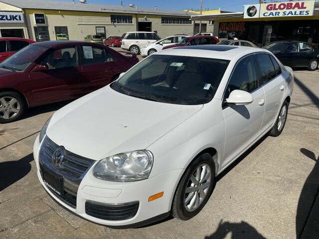 2010 Volkswagen Jetta Limited Edition