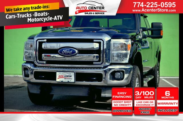 2011 Ford F-350 Super Duty Lariat SuperCab LB 4WD