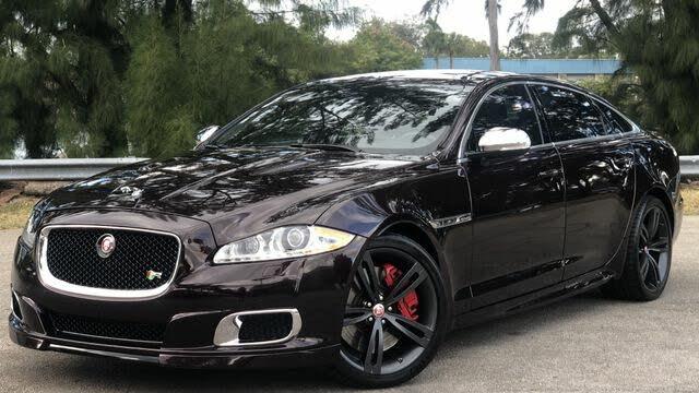 2014 Jaguar XJ-Series XJR LWB RWD