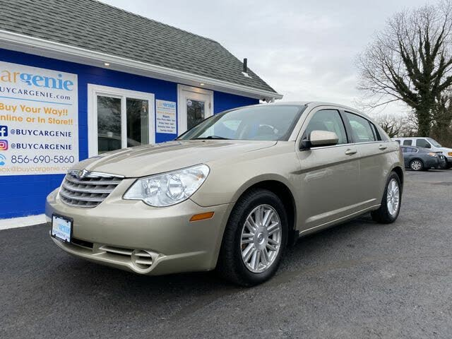 2009 Chrysler Sebring Touring Sedan FWD