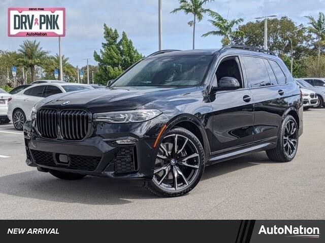 2021 BMW X7 xDrive40i AWD
