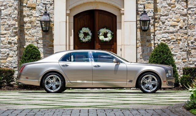 2011 Bentley Mulsanne RWD