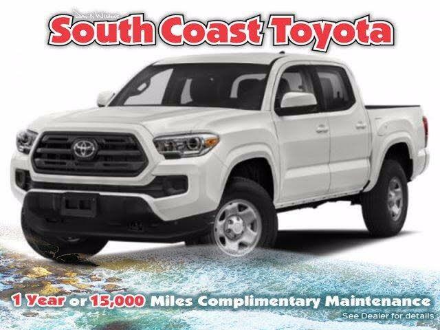 2019 Toyota Tacoma TRD Sport Double Cab LB RWD