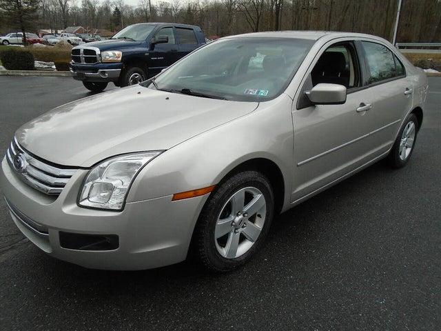 2008 Ford Fusion SE V6