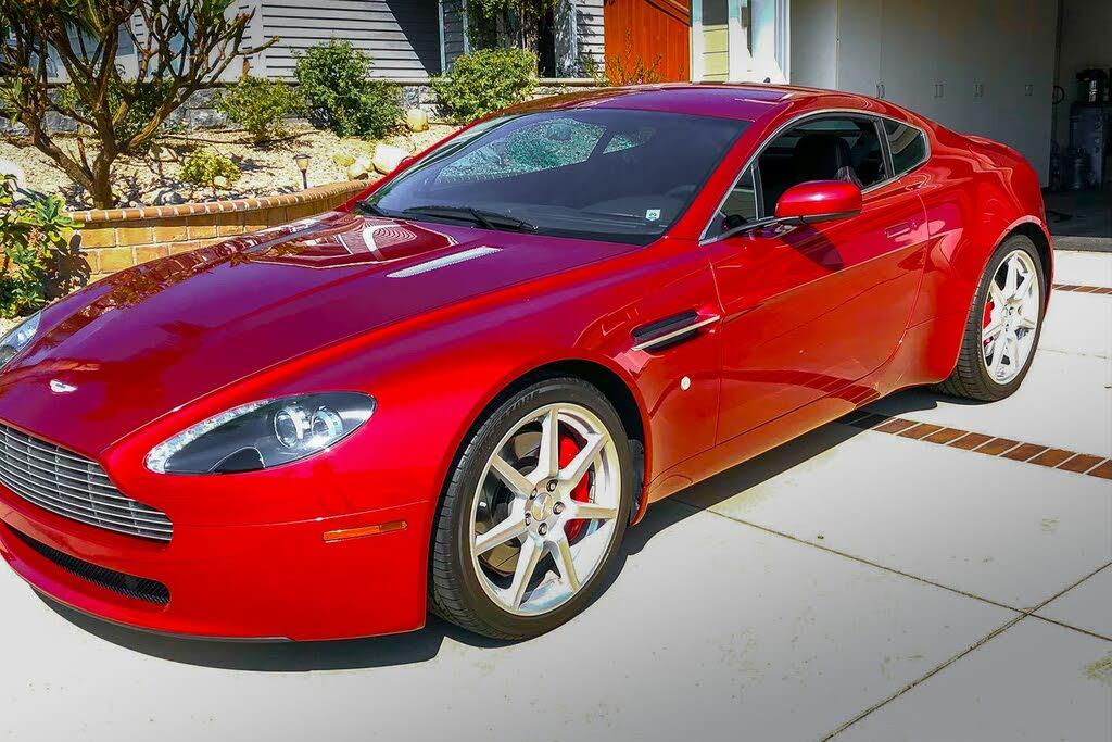 Used Aston Martin For Sale In San Jose Ca Cargurus