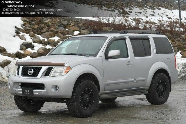 2009 Nissan Pathfinder SE 4WD
