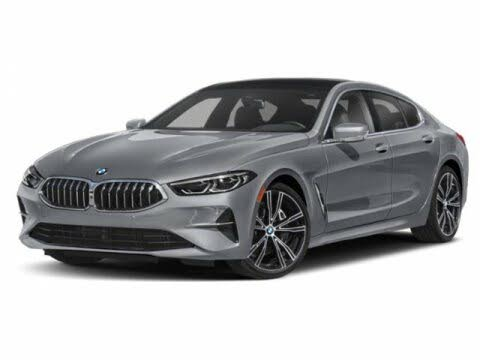 2020 BMW 8 Series 840i Gran Coupe RWD