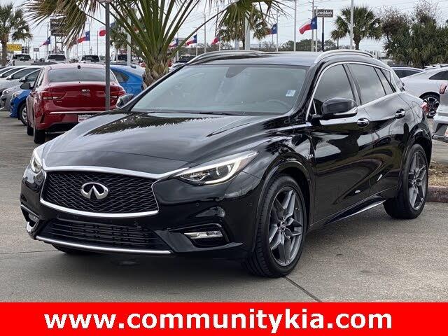 2018 INFINITI QX30 Premium FWD
