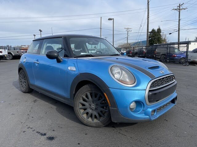 2018 MINI Cooper S 2-Door Hatchback FWD