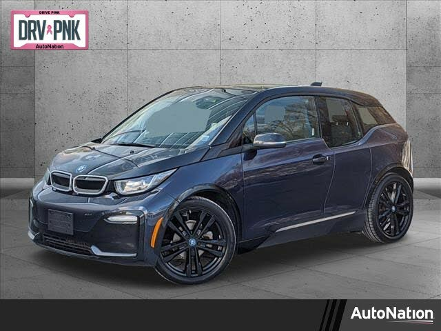 2018 BMW i3 94 Ah s RWD with Range Extender