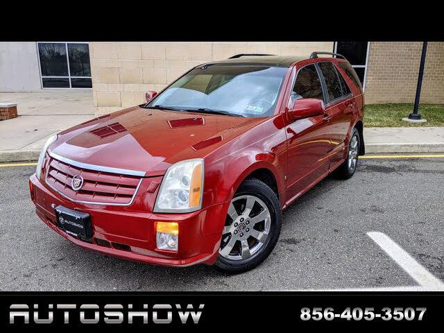2007 Cadillac SRX V8 RWD