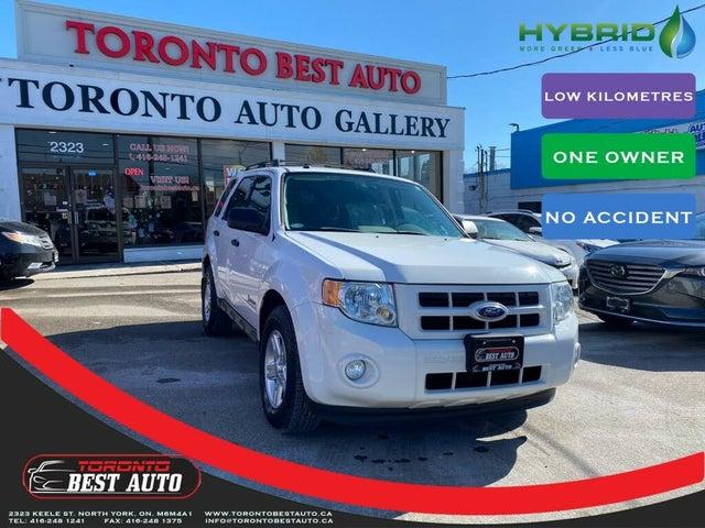 2012 Ford Escape Hybrid Base AWD