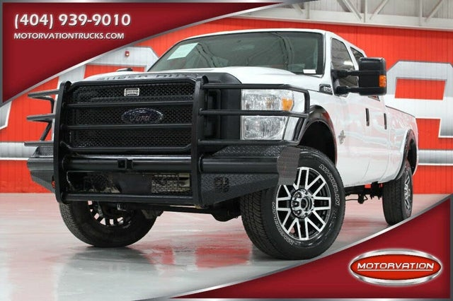 2015 Ford F-350 Super Duty XL Crew Cab 4WD